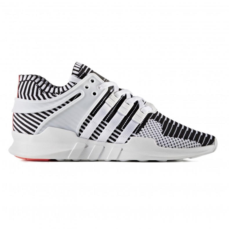 0aa735273af adidas Originals Equipment Support ADV Primeknit. (Footwear White Footwear  ...