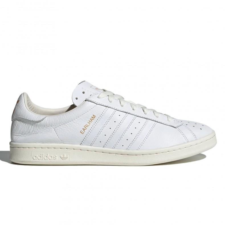 adidas Originals x SPEZIAL Earlham SPZL (Off WhiteCore WhiteGold Metallic)
