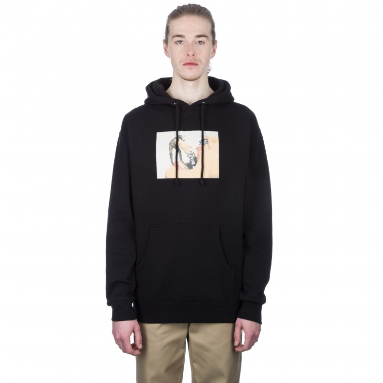 035c5099 Fucking Awesome Septum Pullover Hooded Sweatshirt (Black) - Consortium.