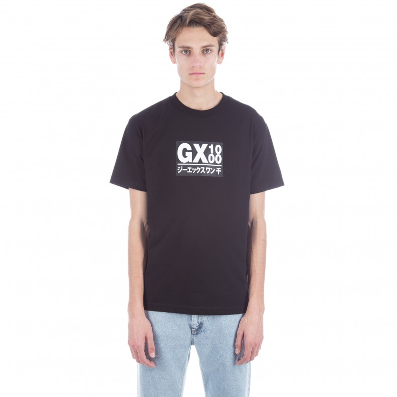 c979b8ab40d GX1000 Japan T-Shirt (Black White) - Consortium.