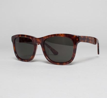 72f651960418d Han Kjøbenhavn Wolfgang Sunglasses (Amber Sun) - Consortium.