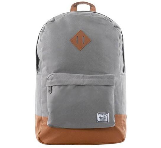348b8e05e1 Herschel Heritage Backpack (Grey) - Consortium.