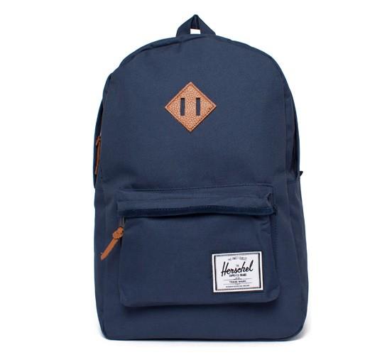 9c2f92baa08 Herschel Supply Co. x New Balance Heritage Plus Backpack (Grey ...