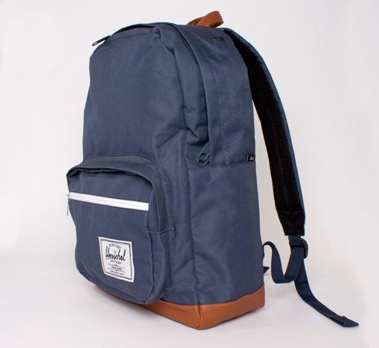 04fe5a690f4 Herschel Pop Quiz Backpack (Navy) - Consortium.