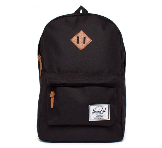 c70e0f1669a Herschel Supply Co. x New Balance Heritage Plus Backpack (Black) -  Consortium.
