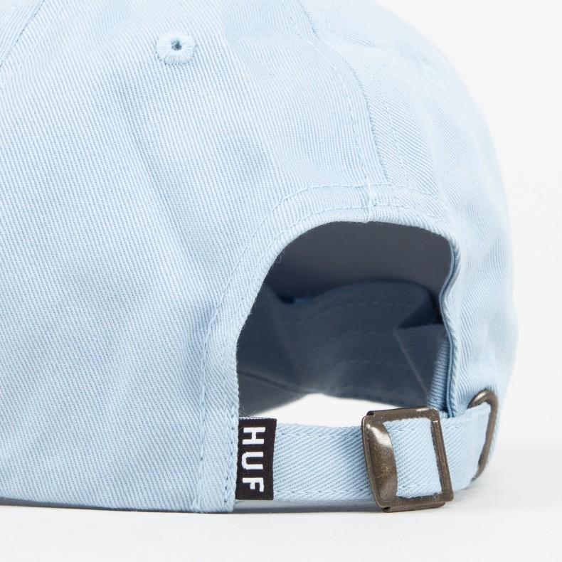 f26c3ce2bda HUF Worldwide UV Curved Brim Cap (Light Blue) - Consortium.