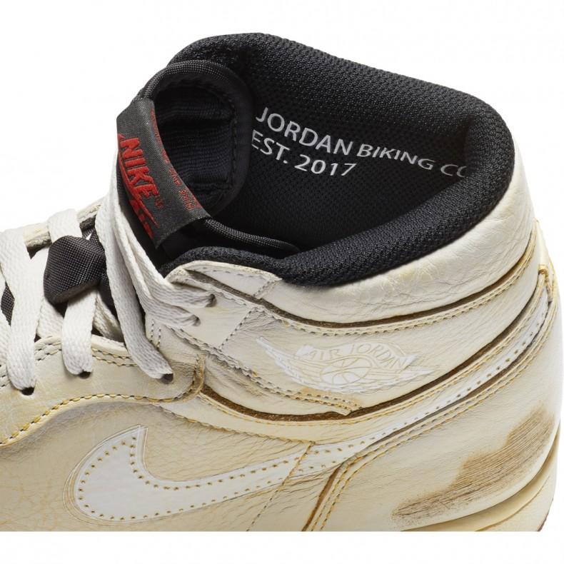 online retailer acd88 b1e2e Jordan Brand Nike Air Jordan 1 High OG NRG 'Nigel Sylvester ...