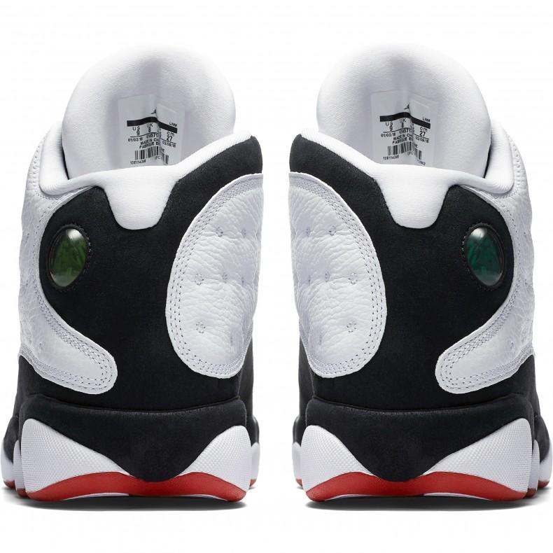 quality design 8c79f 0c805 Jordan Brand Nike Air Jordan 13 Retro 'He Got Game' (White ...