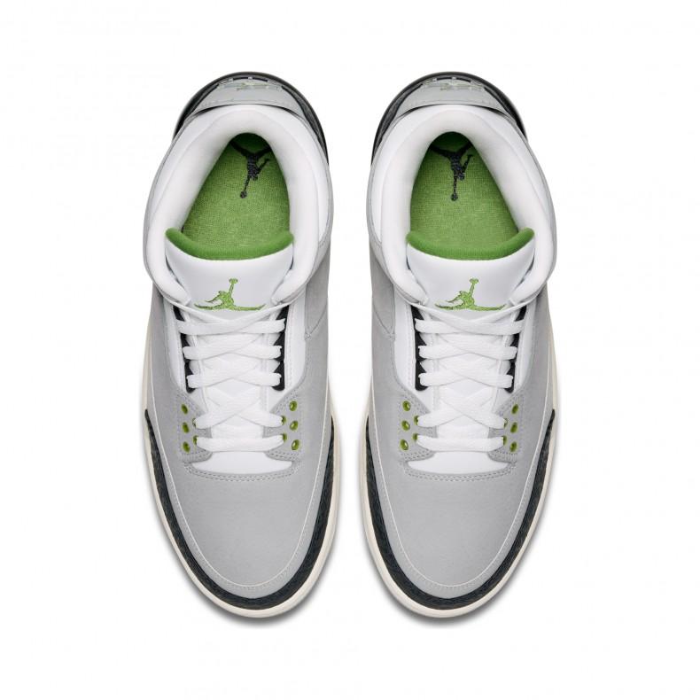 official photos 33e1f 08b1d Jordan Brand Nike Air Jordan 3 Retro  Chlorophyll Tinker
