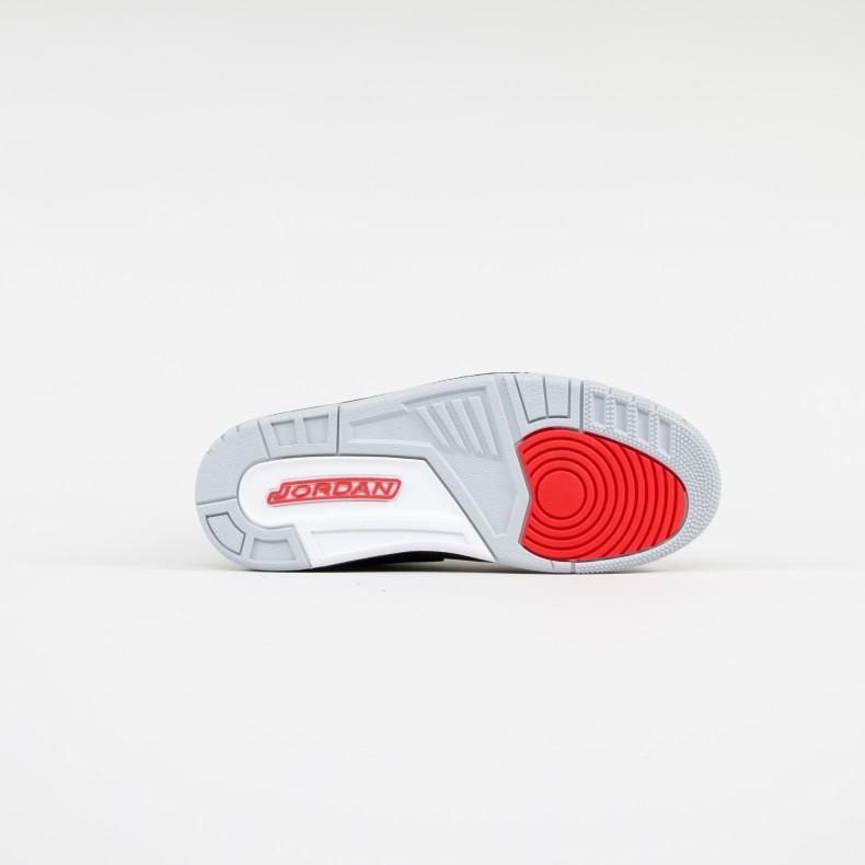 online store 81b91 dee5b Jordan Brand Nike Air Jordan Legacy 312  Elephant Print  (Black Black-Varsity  Red) - AV3922-006 - Consortium.