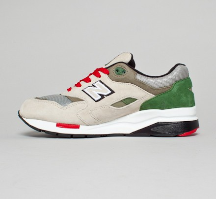 new balance cm1600 elite edition beige green