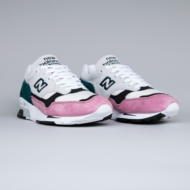 free shipping fdd28 6d61d New Balance M1500 'Made In UK' (White/Pink) - Consortium.