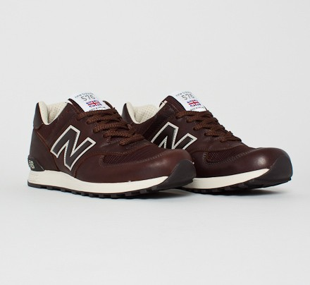 new balance 576 uk brown