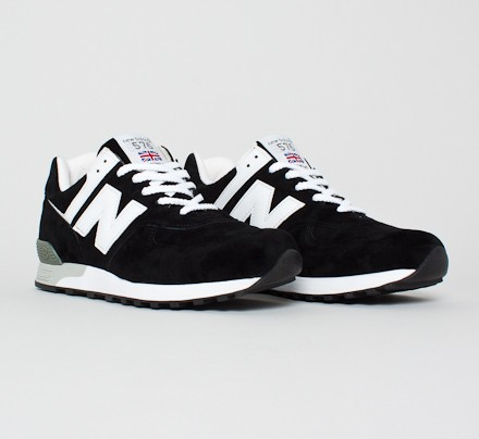 premium selection 2d5b0 ca869 New Balance M576 KGS UK (Black/White) - Consortium.