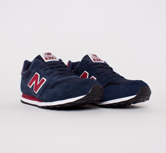 new balance navy and red