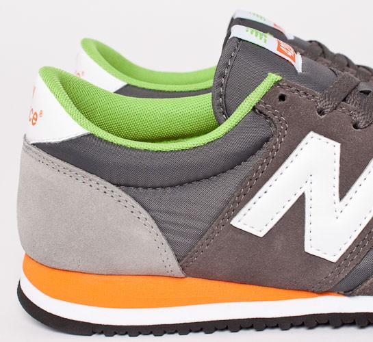 new balance 420 grey orange