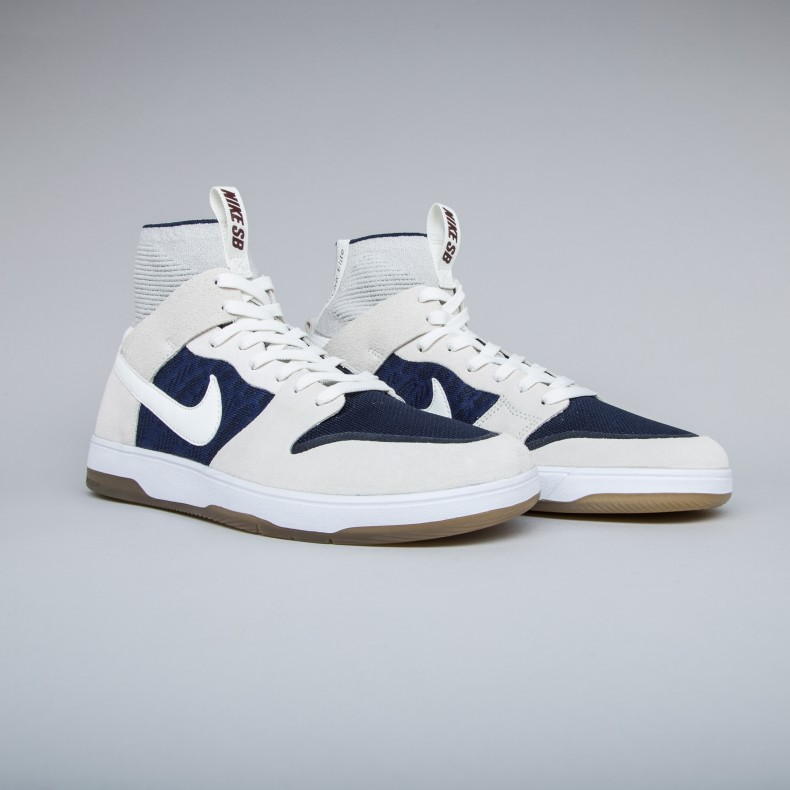 a57494124cae ... Nike SB Zoom Dunk High Elite  Nike SB Dunk High Elite Releasing in Sail  and Binary Blue ...