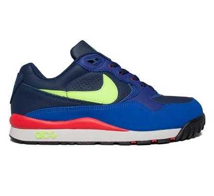 0534f2282a55 Nike ACG Air Wildwood LE (Midnight Navy Volt-Deep Royal Blue) - Consortium