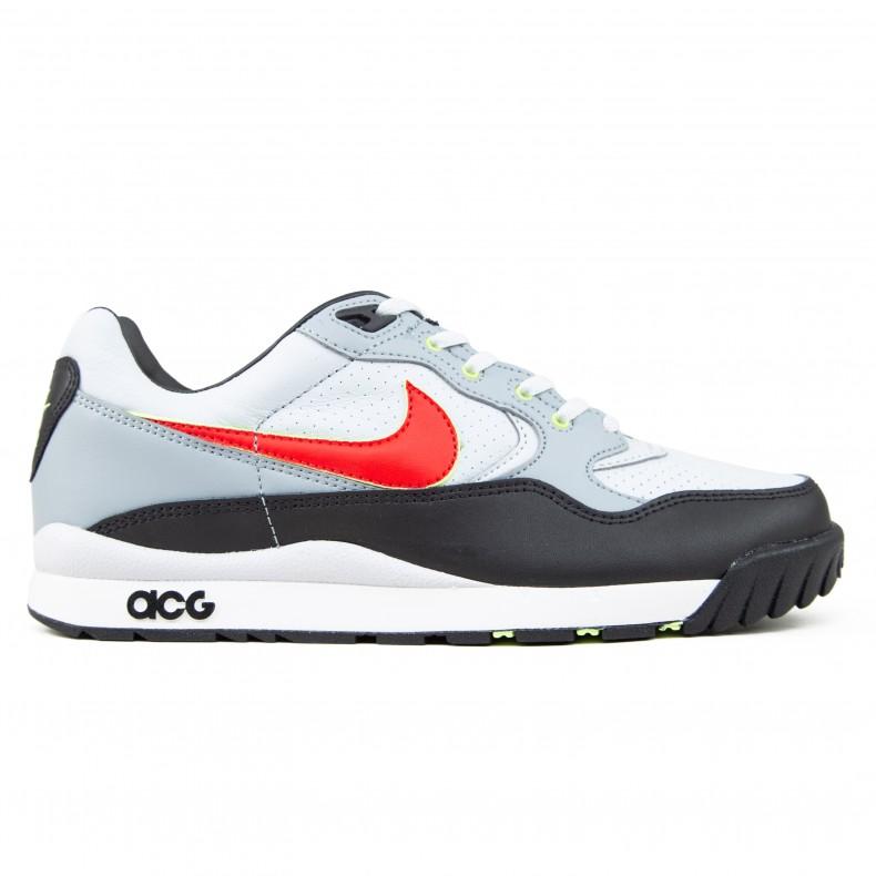nouveau produit b41a3 8118a Nike ACG Air Wildwood (Pure Platinum/Comet Red-Mist Blue-Black)