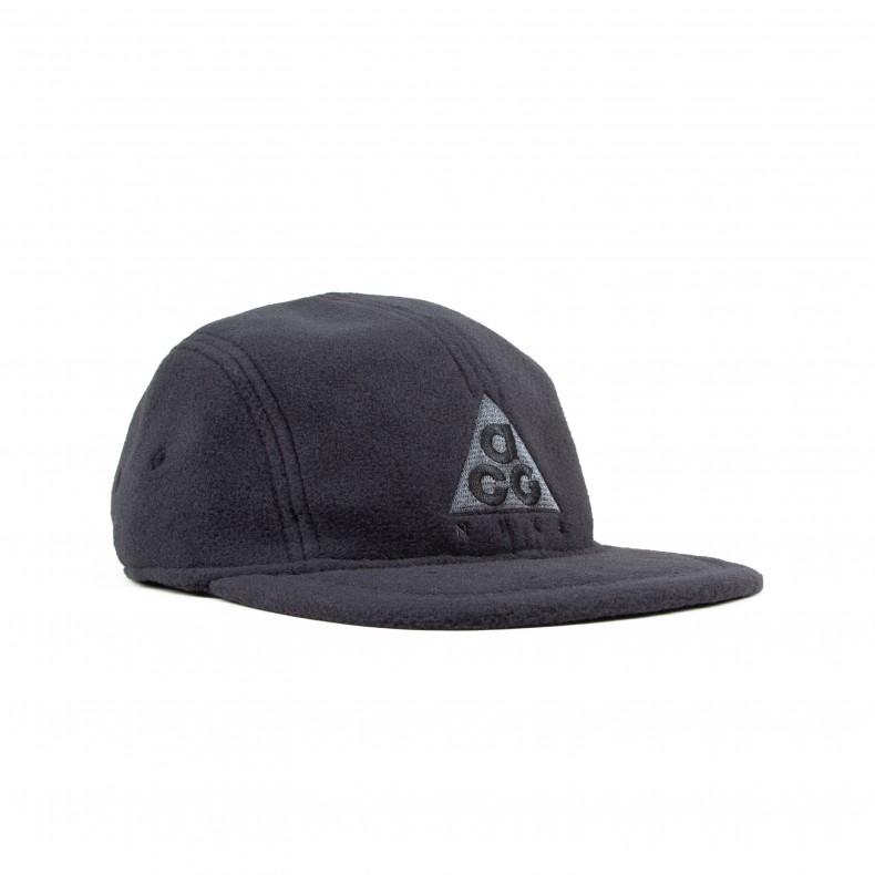 sale retailer ce6b0 c1ba1 Nike ACG NRG AW84 Fleece Cap (Black Anthracite) - BV1050-010 - Consortium