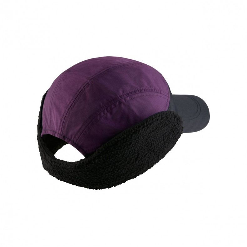33708d482f Nike ACG Tailwind Sherpa Cap (Black/Night Purple/Black) - AR0497-011 ...