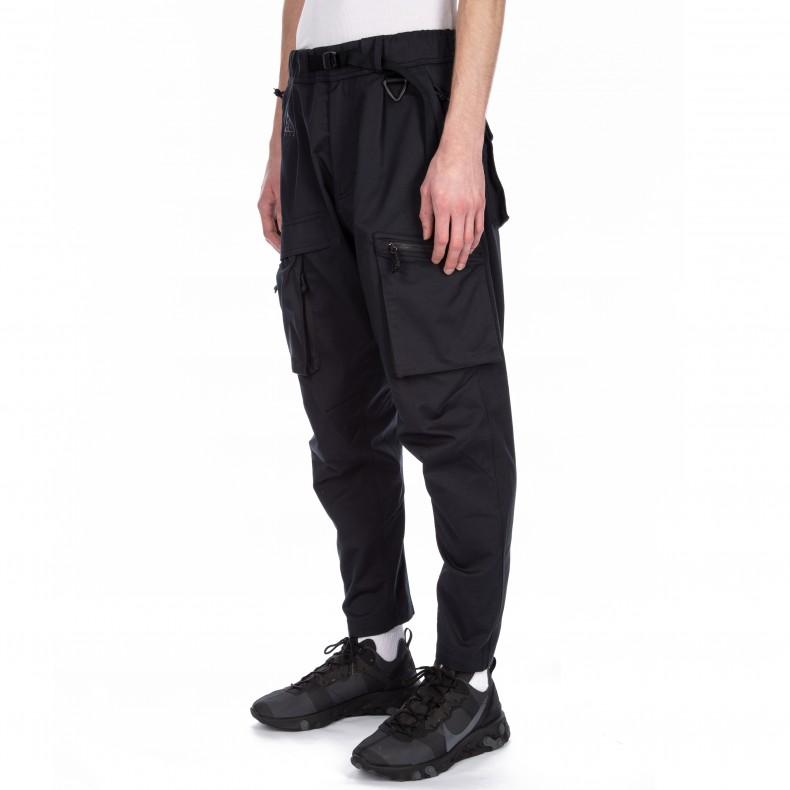 Nike ACG Woven Cargo Pant (Black) BQ7293 010 Consortium