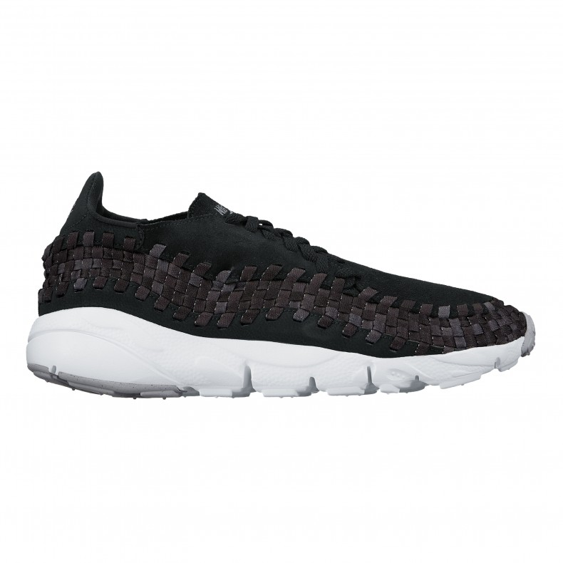 uk availability b2914 5863f Nike Air Footscape Woven NM. (Black Dark Grey-Wolf ...
