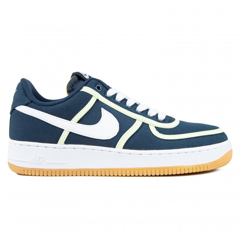 huge discount 01b32 fe7f7 Nike Air Force 1  07 Premium (Armory Navy White-Barely Volt) - CI9349-400 -  Consortium