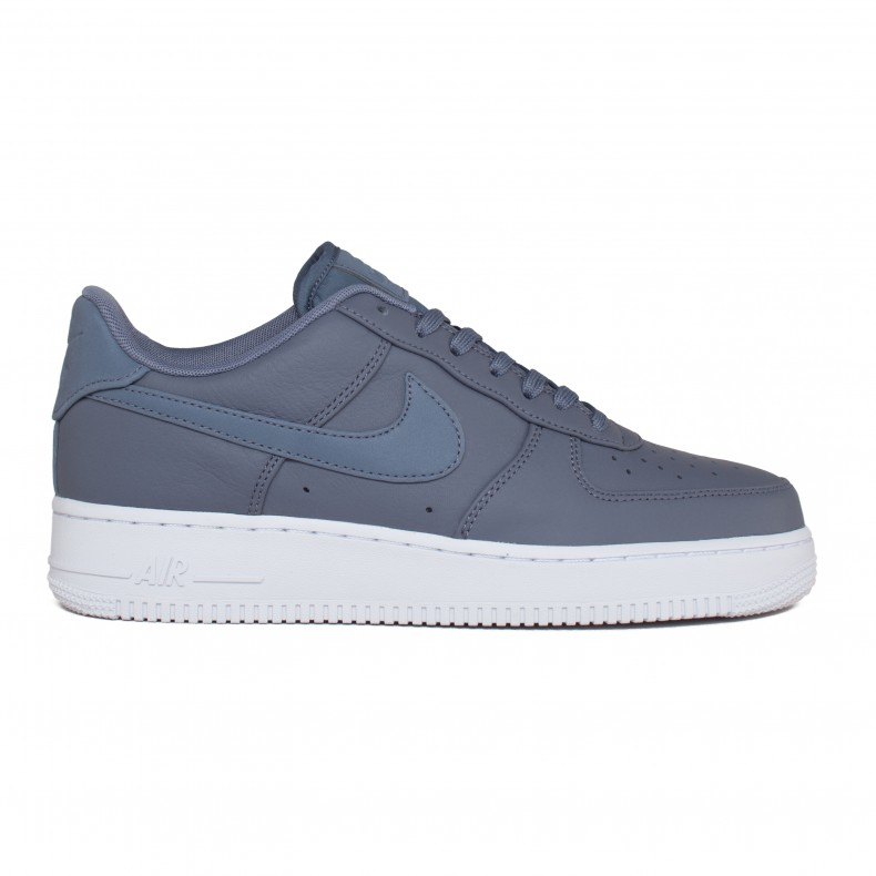 pretty nice fd7c2 54403 Nike Air Force 1  07 Premium (Light Carbon Light Carbon-White) - Consortium.