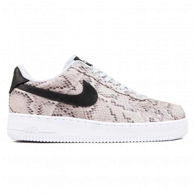 Nike Air Force 1 07 'Snakeskin' Premium WhiteBlack Pure