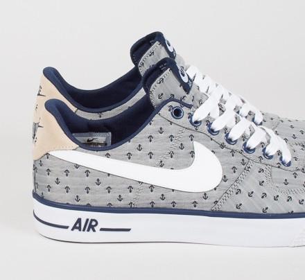 Nike Air Force 1 AC Premium 'Nautical' QS (Midnight Navy