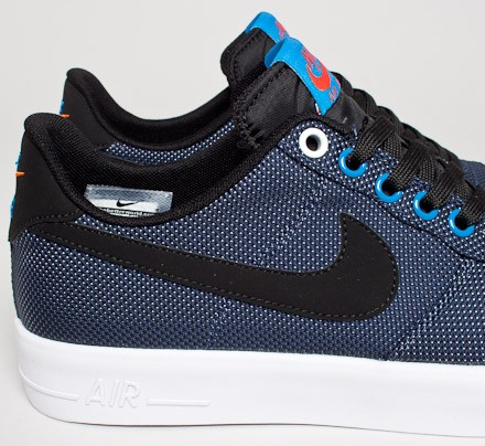 competitive price b6c28 76bea Nike Air Force 1 AC Premium Oklahoma City Thunders  Playoff pack  QS. (Midnight  Navy Black)