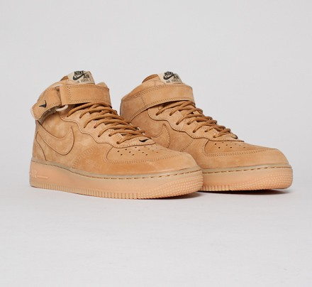 nike air force 1 mid flax online shop