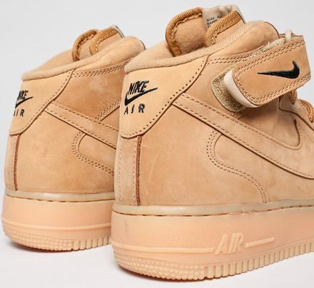Mid Air 1 Basket Nike 07 Force avis Premium Beige E2WYD9HI