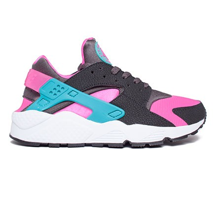 new arrivals 90044 09849 Nike Air Huarache. (Hyper Pink Dusty Cactus-Medium Ash)
