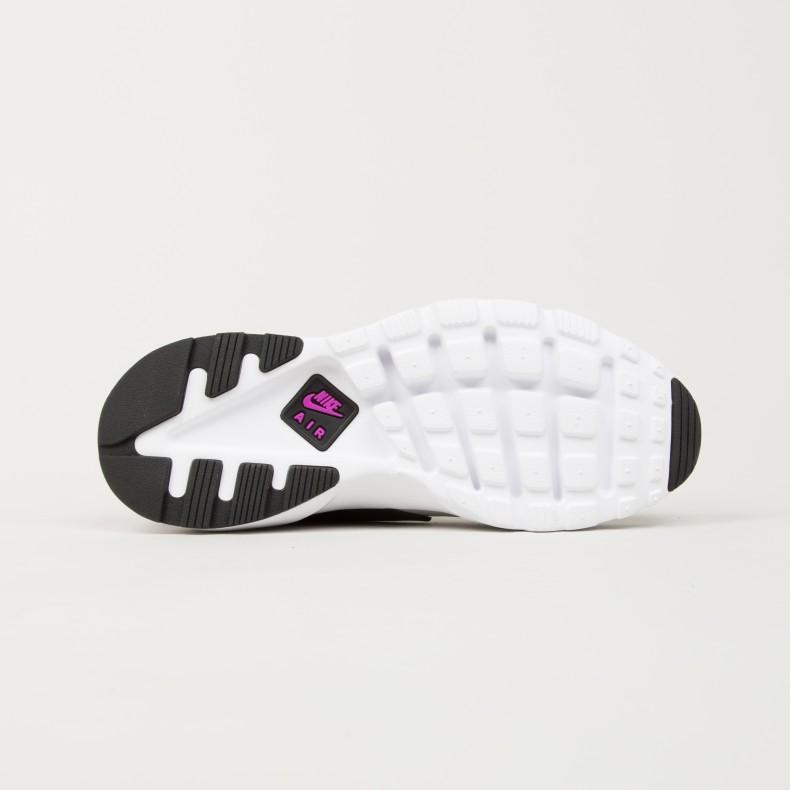 5936817e5996a Nike Air Huarache Run Ultra (Black/Wolf Grey-Hyper Volt-Purple ...