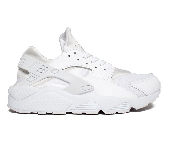 hot sale online 256a9 46392 Nike Air Huarache (WhiteWhite-Pure Platinum) - Consortium