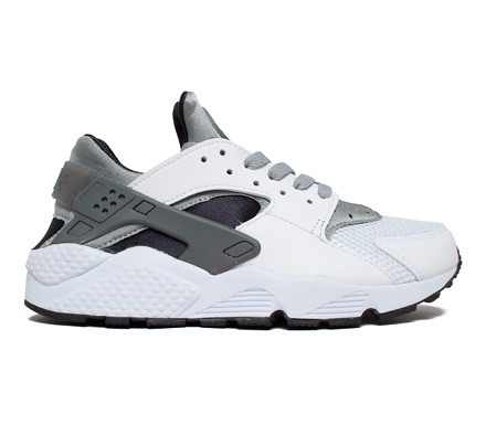 promo code ccef7 3615f Nike Air Huarache (White Wolf Grey-Black-Cool Grey) - Consortium.