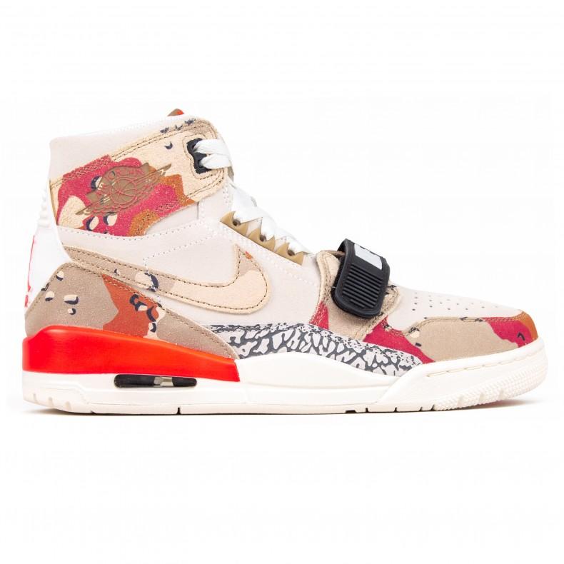 hot sale online fd7ef 37eb4 Jordan Brand Nike Air Jordan Legacy 312  Desert Camo  (Sail Desert  Camo-Infrared 23) - AV3922-126 - Consortium.