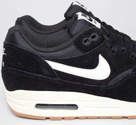 sneakers for cheap ad51c 22d48 Nike Air Max 1 Essential (Black Sail-Black-Gum Light Brown) - Consortium
