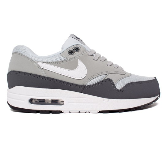 8c3e3efcba Nike Air Max 1 Essential (Dark Grey/White-Silver-Pure Platinum) -  Consortium.