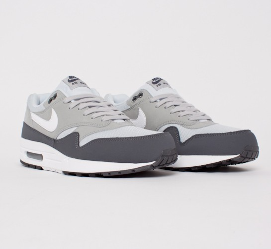 Nike Air Max Grey Silver Pure Blue  0c5328dce