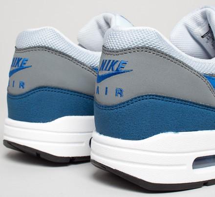 Nike Air Max 1 Essential (GEYSER GREY PRIZE BLUE COOL GREY GEYSER GREY)
