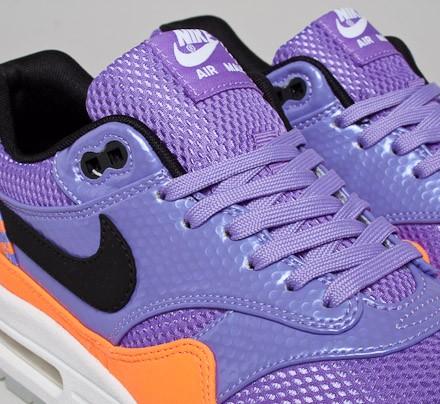 Nike Air Max 1 FB Mercurial Atomic Violet Total Orange