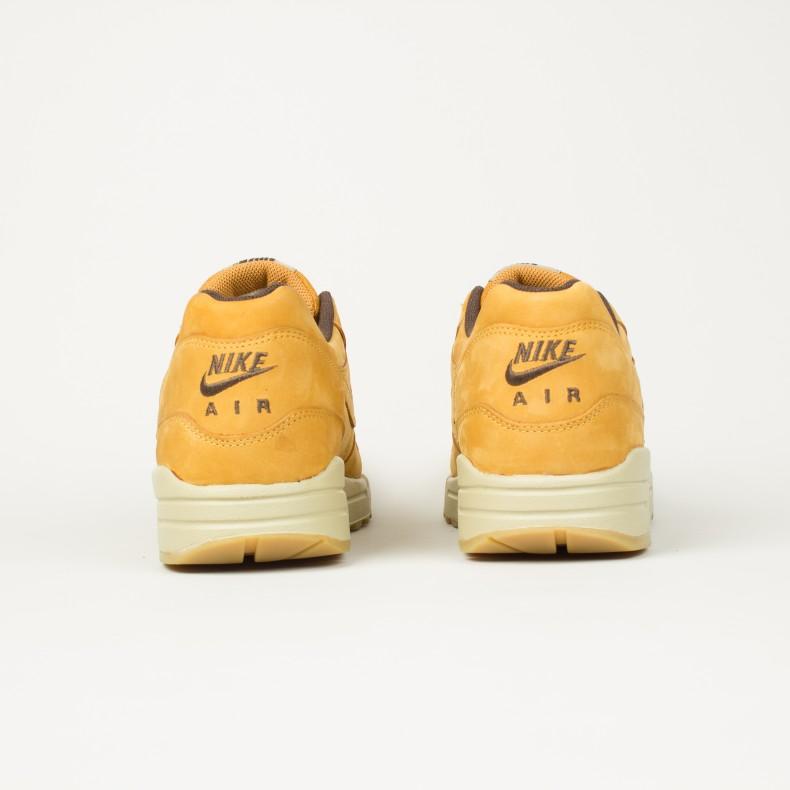 official photos 33a9d 005de Nike Air Max 1 Leather Premium  Bronze