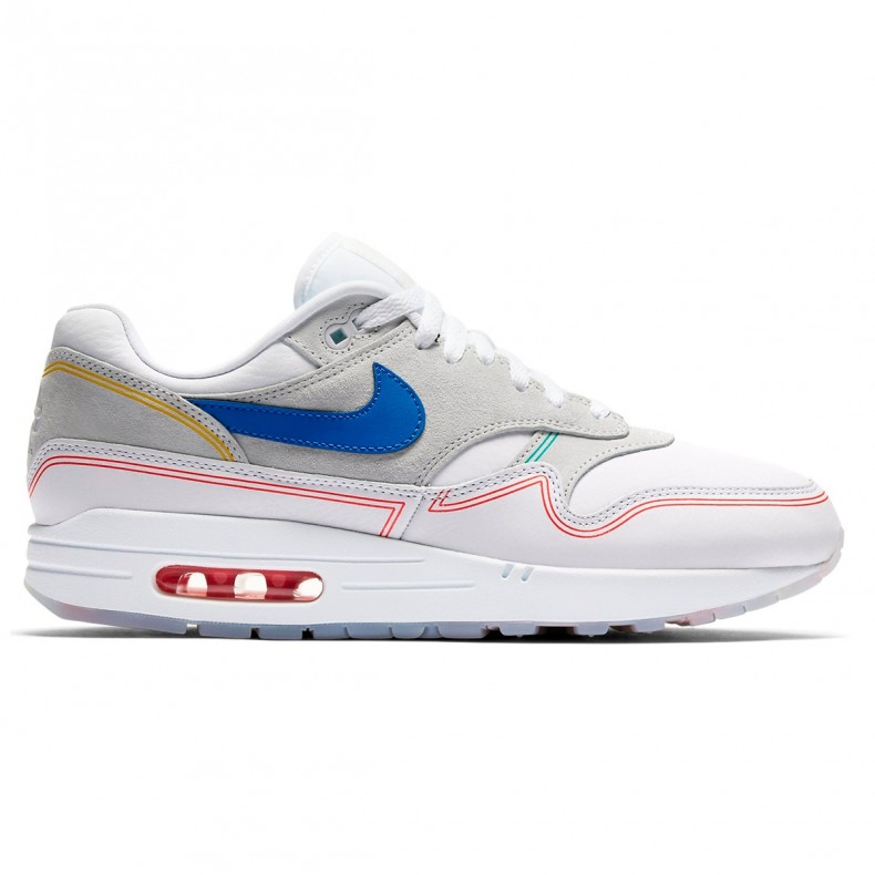 timeless design 97336 7415c Nike Air Max 1  Pompidou By Day