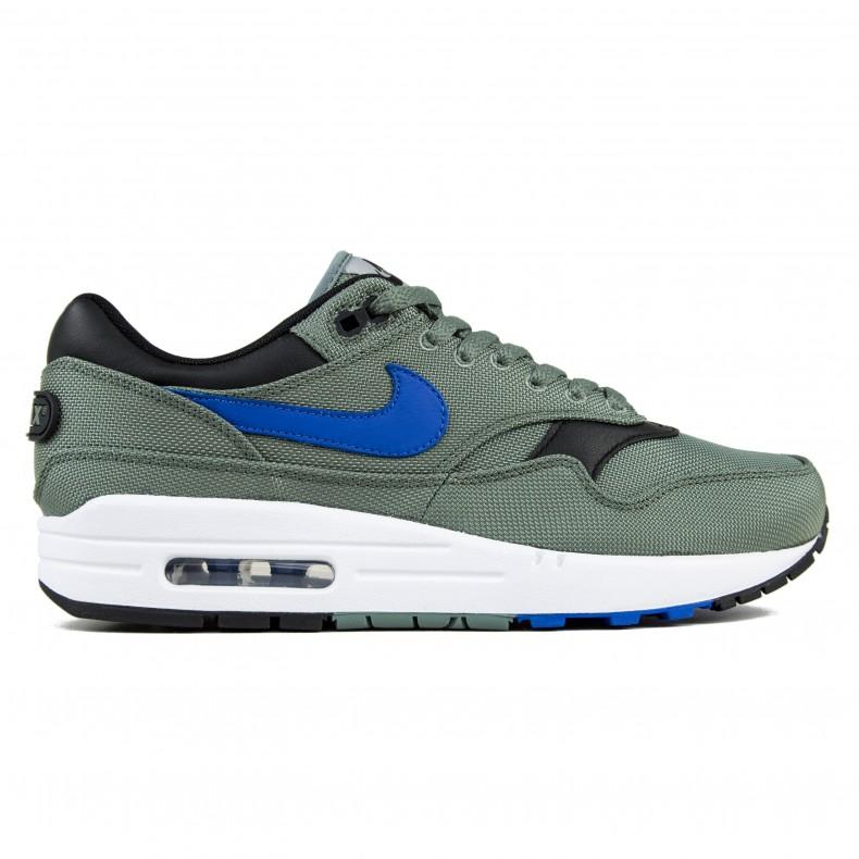 Nike Air Max 1 Premium (Clay Green Hyper Royal-White-Black) - Consortium. f4e7293a76b2