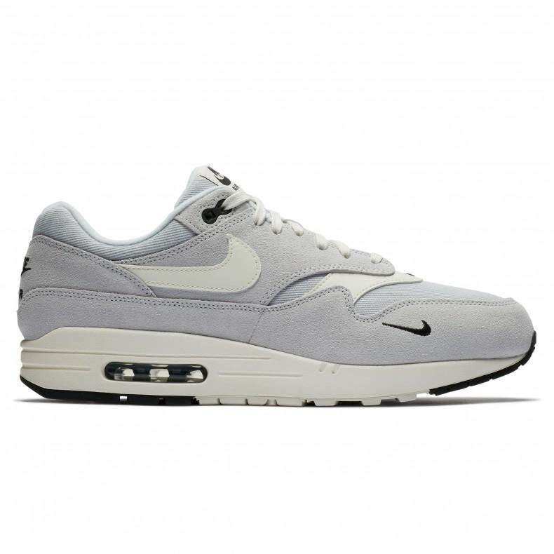 buy popular 87472 4b01c Nike Air Max 1 Premium  Pure Platinum