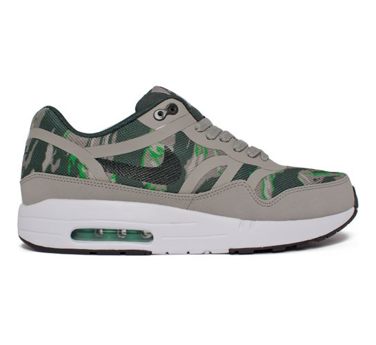 Nike Air Max 1 Premium Tape (Mortar Black Spruce-Mine Grey-Vintage Green) -  Consortium. 26799b3b0c03