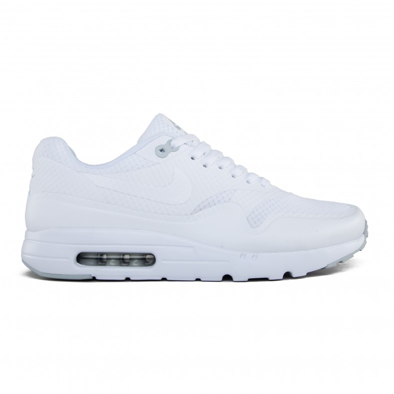 online store 36411 e3a8a Nike Air Max 1 Ultra Essential (White/White-Pure Platinum ...